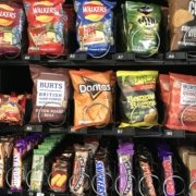 Snack machines from Coinadrink.