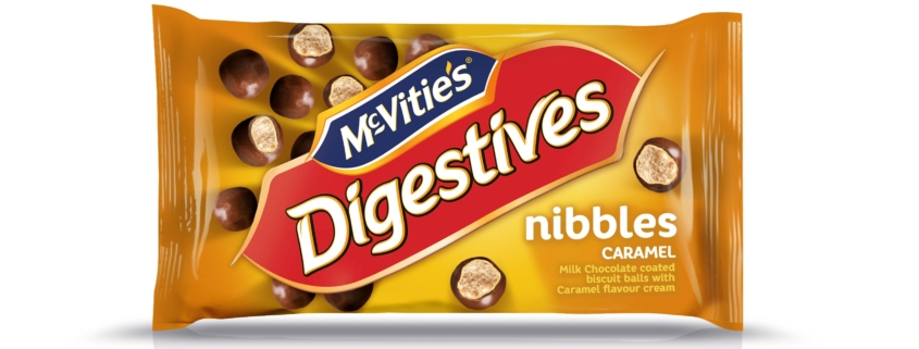 McVities Nibbles are perfect for the working day!
