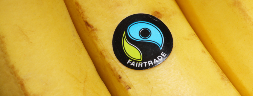 The entire Fairtrade product range.