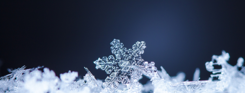 Dehydration is much less noticeable in the winter than what it is in the summer, so stay alert!