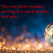 Two new festive snacks to get you into the Christmas spirit!