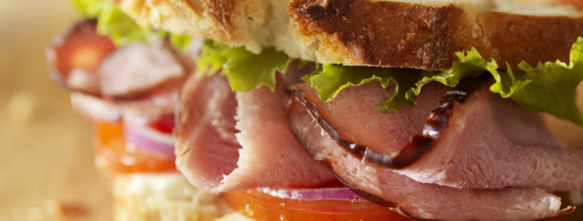 This week is British Sandwich Week!