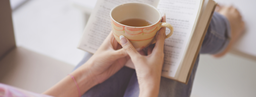 Happy National Tea Month! Here's some facts and figures behind your brew...