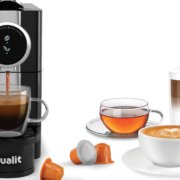The Dualit is a great little machine that leaves a grand impression - and this is partly down to the capsules.