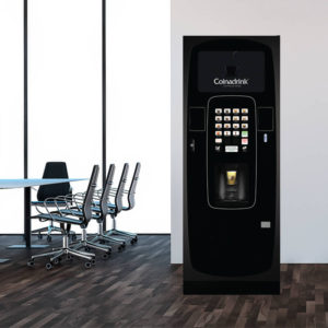 Office vending machines with the Icon
