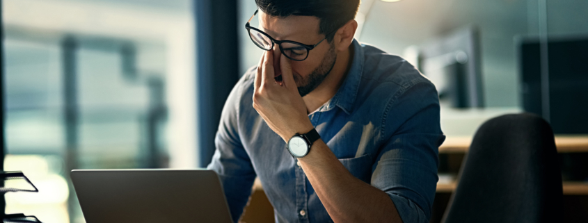 Stress can be damaging, especially in the workplace.