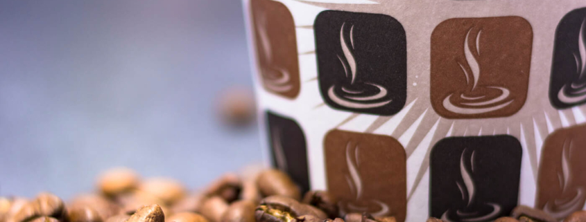 Bean to cup coffee is just one of the biggest vending trends!