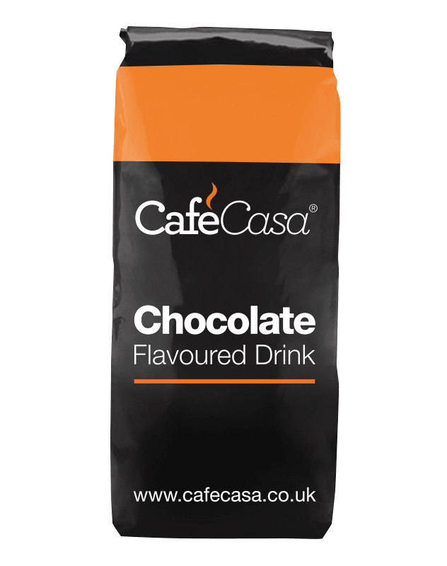 CafeCasa is our own brand that makes a delicious hot chocolate.