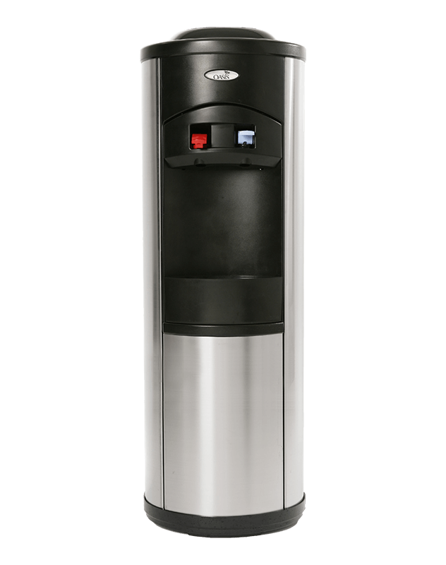 Quartz POU Water Cooler provides practical hydration.
