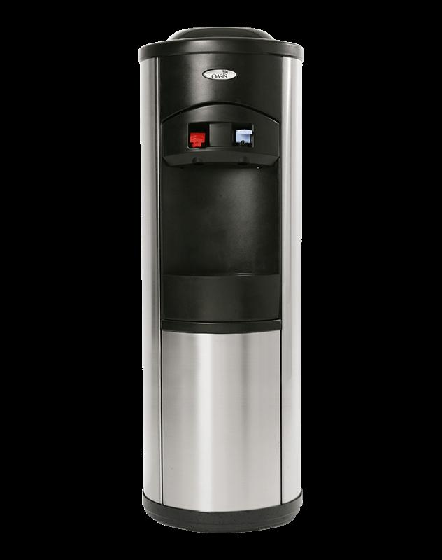 Quartz POU Water Cooler provides practical hydration.