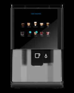 Vitro S tabletop coffee machines.