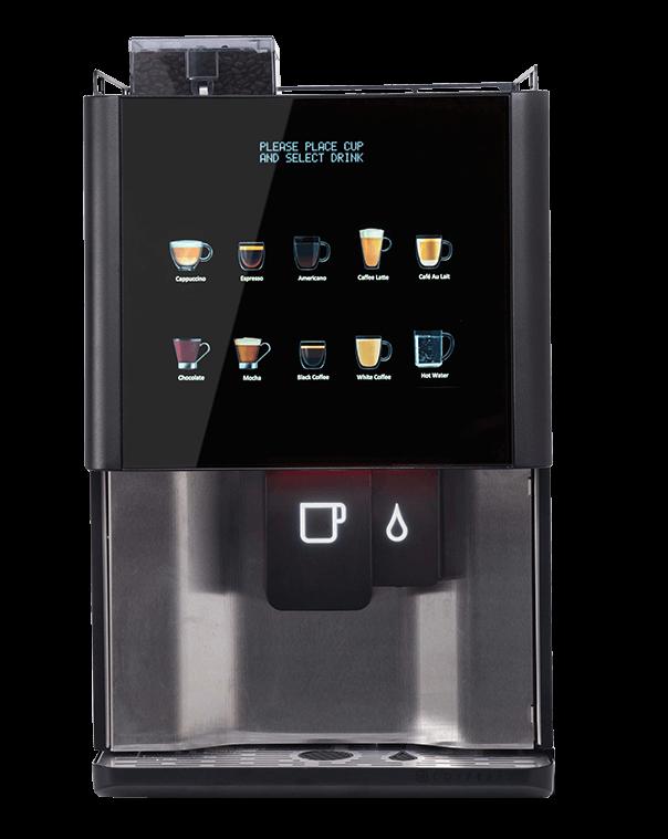 Vitro X3 tabletop coffee machine