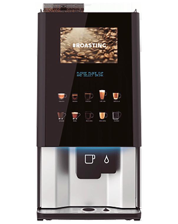Vitro X4 duo coffee machine.