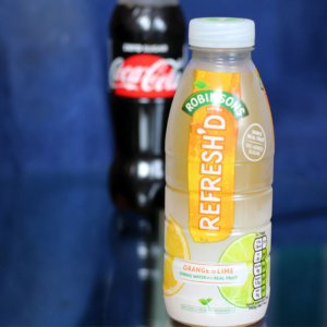 Bottled drinks chilled to perfection from Coinadrink's cold drinks machines.
