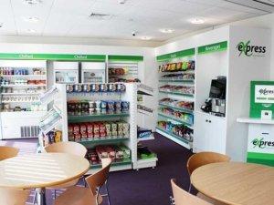 Express refreshments micro market store