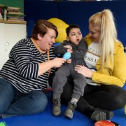 Acorns provides care and support throughout the Midlands.