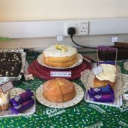 Macmillan fund raising - Coinadrink Coffee Morning
