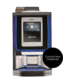 The Krea Touch contactless coffee machine from Coinadrink.