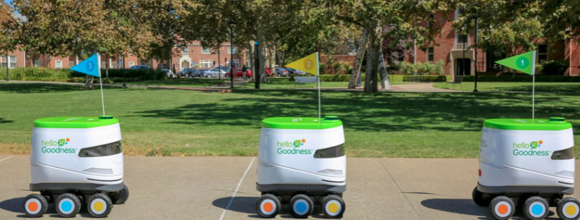 Snackbot introduces a new, revolutionary way to bring snacking to schools.
