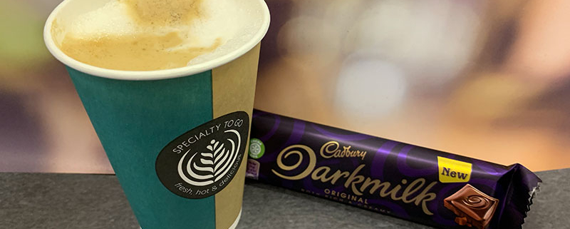 New Cadbury Darkmilk coming to a Micro Market near you!
