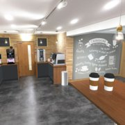 Vending machine showroom West Midlands