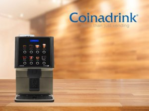 Vitro S1 model Vending hot drinks machines