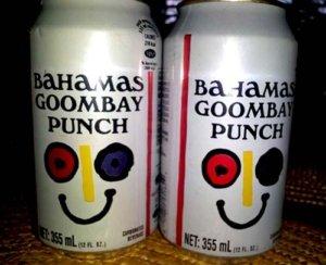 Bahamas Goombay Punch