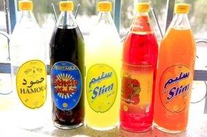 Hamoud Boualem cold drinks