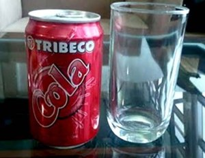 tribeco cola cold drinks