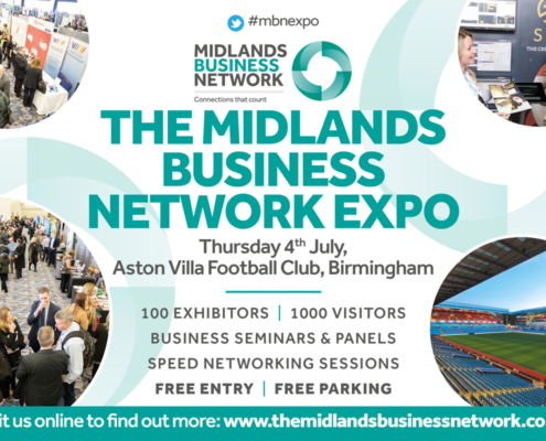Details on the Midlands Business Network Expo!
