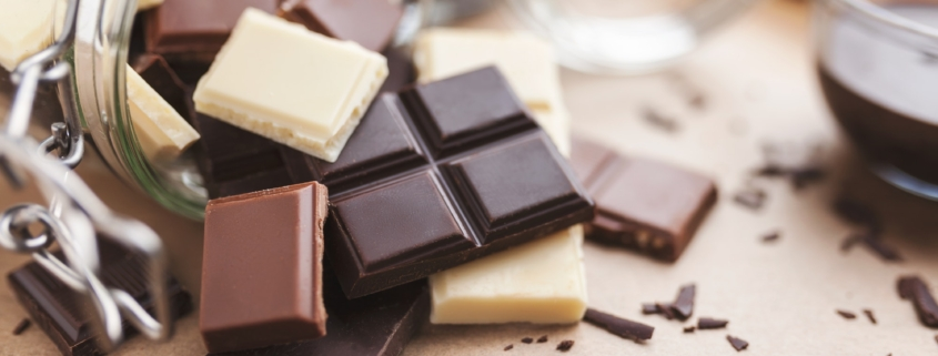 Did someone say chocolate?