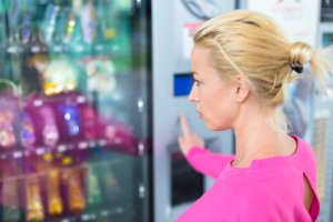 Have you considered a vending machine in the workplace?
