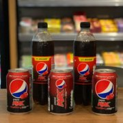 Pepsi Max Raspberry, now in our Micro Markets!