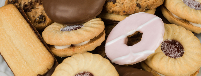What is the Nation's favourite biscuit?