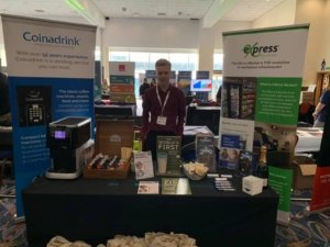 The Midlands Business Network Expo was a big success at The Ricoh Arena.