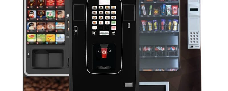 Vending is an extremely advanced industry!