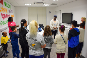 The way Youth Zone host a wide range of activities!