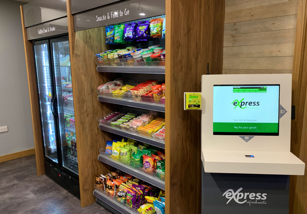 Express Refreshments does Black Friday!