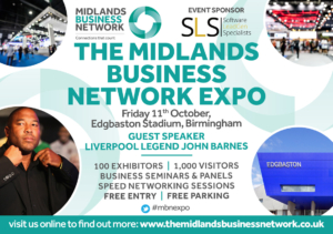 October midlands business network