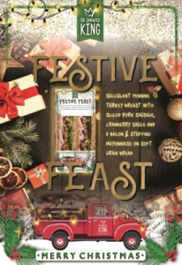 How about this festive feast?