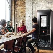 Coti Hot Drinks Vending Machine