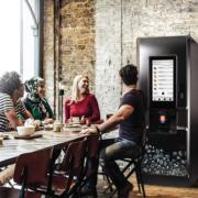 Coti Hot Drinks Vending Machine