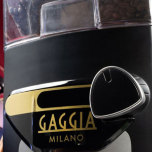 The Gaggia G10 is a professional coffee bean grinder.