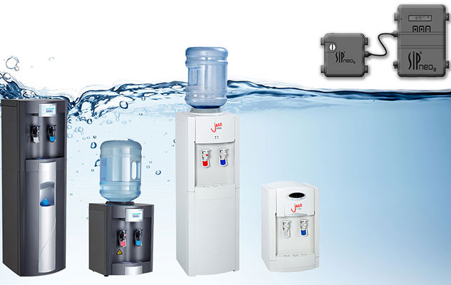 Coinadrink Limited offers self-sanitising water coolers with Sip Neo 3 technology.