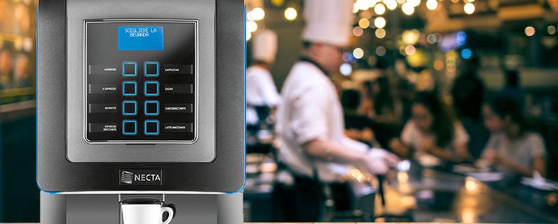 The Koro Prime Espresso tabletop coffee machine.