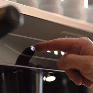 The Gaggia La Decisa traditional coffee machine.