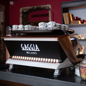 Gaggia La Reale packs innovative technology to deliver quality espresso on demand.