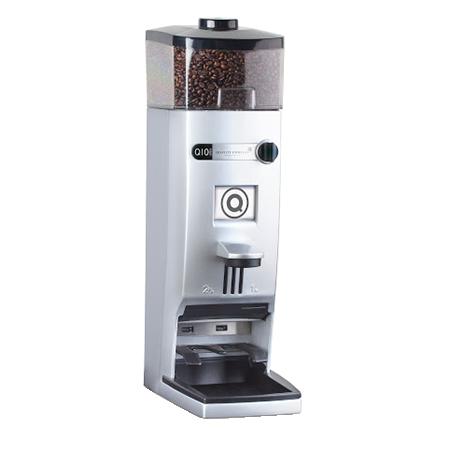 The Quality Espresso Q10 coffee grinder.