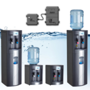 The AA First 3300X water cooler features the innovative Sip Neo 3 technology.