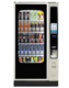 The Bevmax Media 35 cold drinks vending machine is a simple and stylish way to provide cold drinks.